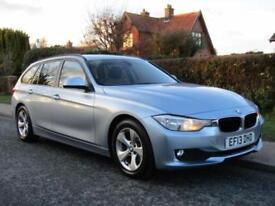 2013 BMW 3 Series 320d EfficientDynamics 5DR TURBO DIESEL ESTATE ** FULL HIST...