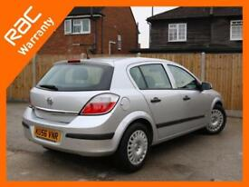 2006 Vauxhall Astra 1.6 Life 5 Door 5 Speed Air Conditioning Just 2 Owners Only