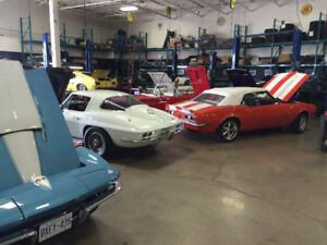 Restoration Classic, Vintage, and Muscle Cars