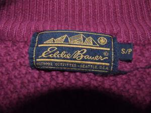 Eddie Bauer Pull Over 3 Button Sweater - $20.00 Belleville Belleville Area image 5