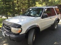 Ford Explorer Need Gone