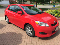 2009 Toyota Matrix XR ,Certified, Etested