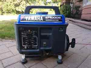Yamaha 1000 watt generator