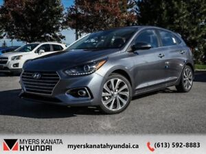2019 Hyundai Accent Ultimate  - $122.79 B/W
