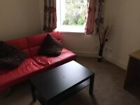 One bed room flat to rent fully furnished