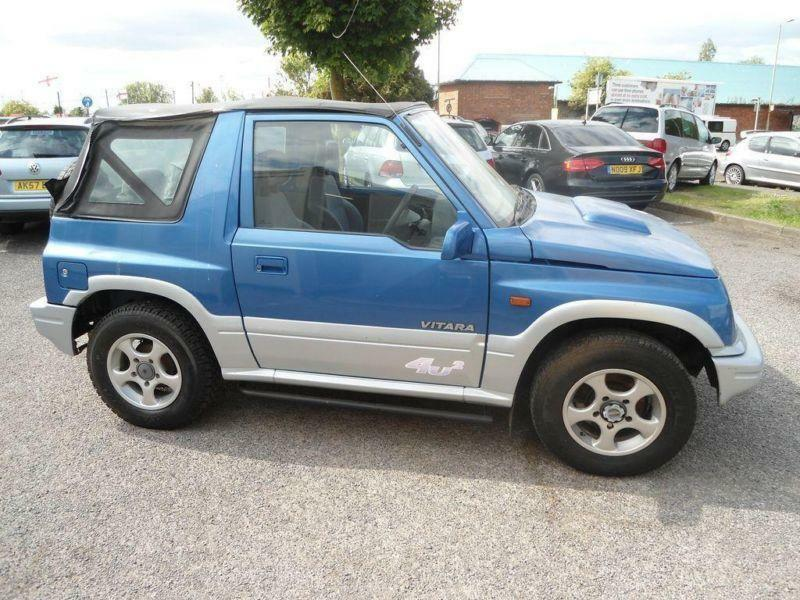 Suzuki Vitara Jx U Parts