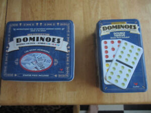 DOMINOES over 200 / two sets