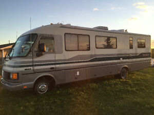1993-38 Foot Pace Arrow Motorhome Strathcona County Edmonton Area image 5