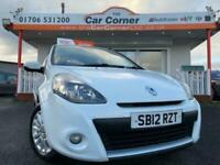 2012 Renault Clio EXPRESSION PLUS 16V used cars Rochdale, Greater Manchester Hat