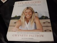 Gwyneth Paltrow clean eating detox recipe book