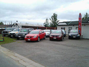 GOOD VEHICLES UNDER $9000.00 FOR SALE. FINANCING AVAILABLE (OAC)