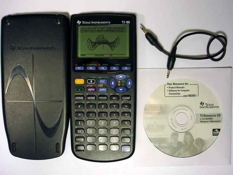 Texas Instruments TI-89 Graphing Calculator TI89