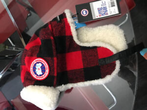 AUTHENTIC CANADA GOOSE AVAITOR PILOT HAT NEW w/tags