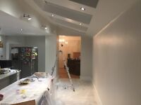 High Quality Painters And Decorations Reading Wall Partition Skiming Plastering