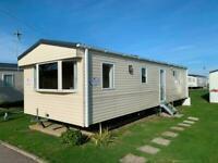 cheap caravan at Bunn Leisure on South coast in Selsey