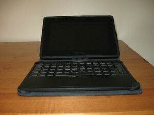 Awesome Blackberry tablet,includes keyboard and case. Williams Lake Cariboo Area image 1