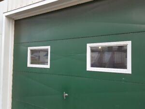 Porte garage 7X9