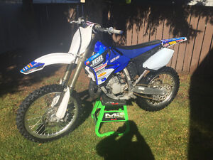 PRICE REDUCED!!! 2013 YZ125 For Sale/Trade Moose Jaw Regina Area image 3