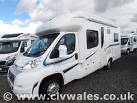 Auto-Trail Tracker FB Lo-Line Motorhome MANUAL 2012