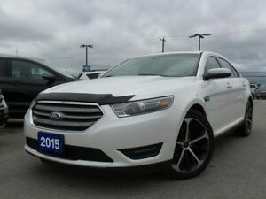 2015 Ford Taurus SEL AWD HEATED SEATS LEATHER