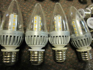 Luminus LED Chandelier Bulbs with optional Medium Bases Kitchener / Waterloo Kitchener Area image 3
