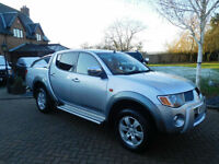 2006 Mitsubishi L200 Warrior 2.5 DID Double Cab No VAT