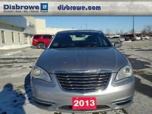 2013 Chrysler 200 LX   Bluetooth, Heated Sideview Mirrors, USB P London Ontario image 2