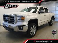 Used 2014 GMC Sierra 1500 4WD Crew Cab SLT-SUPERCHARGED,LIFTED