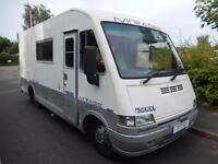 Deposit Taken Mirage 5000 1999 5 Berth End Kitchen Motorhome