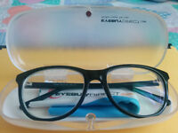 Cheap & Fashionable Prescription Eyeglasses! (-2.50 both lenses)