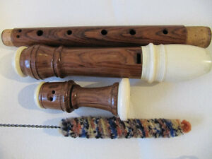 Wood Flute Dolmetsch 6682 Made in England