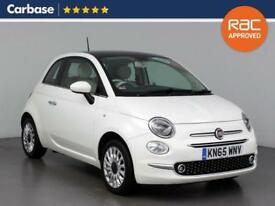 2015 FIAT 500 1.2 Lounge 3dr [Start Stop]