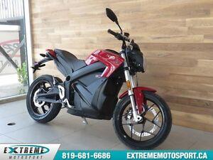 2016 ZÉRO MOTOCYCLES SR ZF13.0 66,68$/SEMAINE