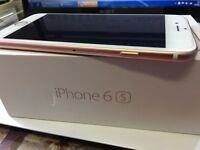 Apple iPhone 6S 64GB Rose Gold, Boxed