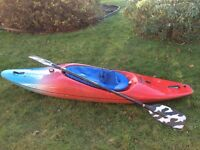 Necky Jive White Water kayak for sale