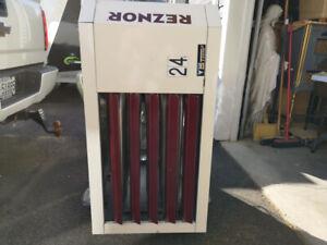 Reznor gas heater