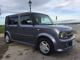 *** NISSAN CUBIC 7 SEATER AUTOMATIC ***