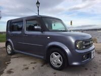 NISSAN CUBIC 7 SEATER AUTOMATIC