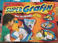Super Grafix drawing tool