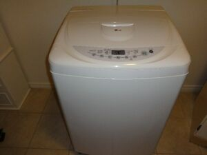 Portable LG washer(clothes)