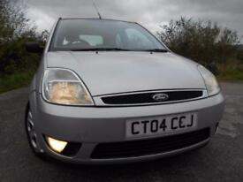 2004 04 FORD FIESTA 1.4 FLAME 16V 3D 80 BHP ** PART EXCHANGE TO CLEAR **