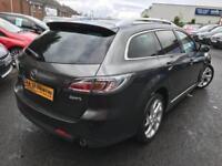 2011 Mazda Mazda6 2.2 D Sport Estate 5dr Diesel Manual (143 g/km, 177 bhp)