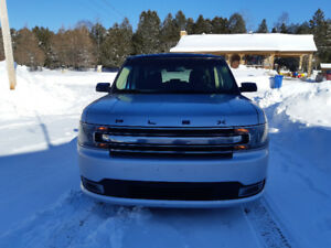 2013 Ford FLEX SEL, AWD, cuir , toit panoramique