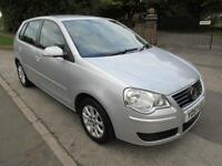 VOLKSWAGEN POLO 1.4 SE ONLY ONE OWNER FROM NEW STUNNING