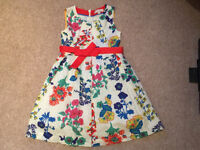 Boden Brand New Girls Party Dress Age 6-7 (this season)