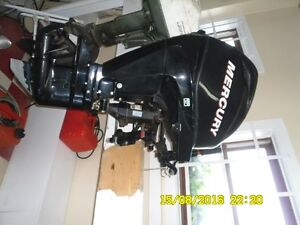 2007 mercury 25 hp fourstroke