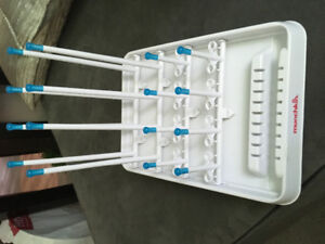 2 Collapsible baby bottle drying rack