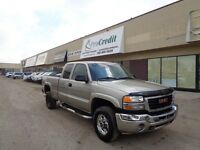 2003 GMC Sierra 2500HD Ext Work Truck