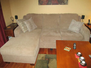 Almost New 3 pc living room set, $1500 obo