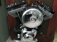 Harley Davidson Moteur